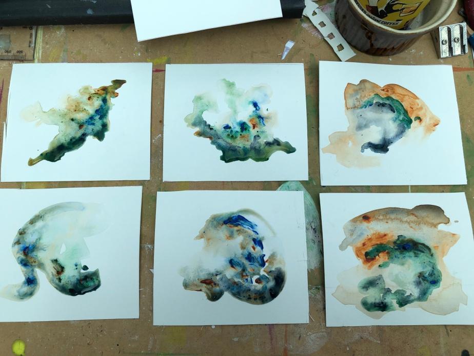 Strayfish Arts on thetrail